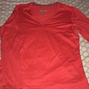 Pink/red Nike Long sleeve